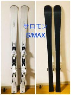 "Thumbnail of ""超美品サロモンスキー板 SALOMON S/MAX W6 レディース155"""