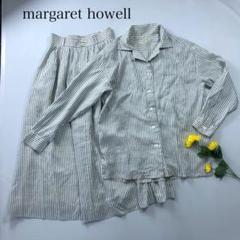 """Thumbnail of """"Margaret howell シルクリネン セットアップ ストライプ"""""""