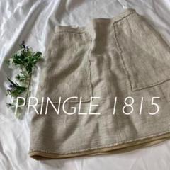 """Thumbnail of """"E1102【麻 美品】Pringle 1815 麻スカート"""""""