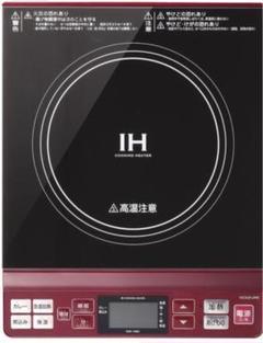 """Thumbnail of """"KOIZUMI IHクッキングヒーターKIH-1402"""""""
