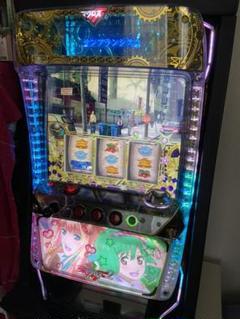 """Thumbnail of """"【パチスロ】 マクロスフロンティア2  実機 コイン不要機 引き取り限定難あり"""""""