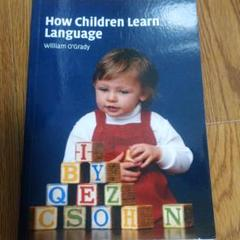 """Thumbnail of """"How children learn language"""""""
