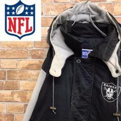 "Thumbnail of ""【TRIPLE F.A.T. GOOSE】NFL フーデッドジャケット ブラック"""