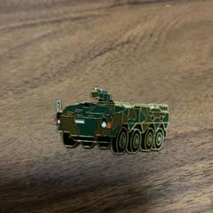 "Thumbnail of ""96式装輪装甲車 WAPC ピンバッジ"""