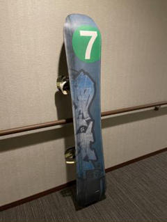 "Thumbnail of ""バートンセブンBURTON SEVEN全長150cm"""
