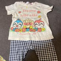 "Thumbnail of ""アンパンマンTシャツ・ボトムスセット売り80cm"""