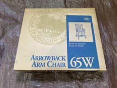 """Thumbnail of """"2台セット Arrowback Arm Chair組み立てキット(1)"""""""