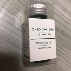 """Thumbnail of """"【新品】無印良品、エッセンシャルオイル、ジュニパーベリー10ml"""""""
