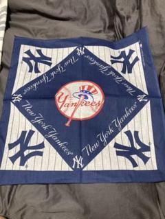 "Thumbnail of ""NY Yankees バンダナ 1995年 ビンテージ"""