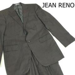 "Thumbnail of ""JEAN RENOジャンレノ スーツセットアップ メンズ ブラック ストライプ"""