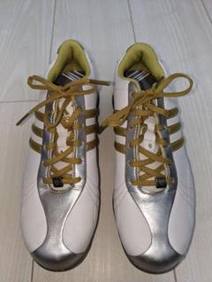 "Thumbnail of ""adidas ゴルフシューズ TRAXION FitFORM 23.0cm"""