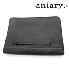 "Thumbnail of ""★aniary★アニアリ クラッチバッグ ビジネスバッグ A4 ブラック"""