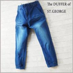 "Thumbnail of ""人気【The DUFFER of ST.GEORGE】アンクル/ジョガー/デニム"""