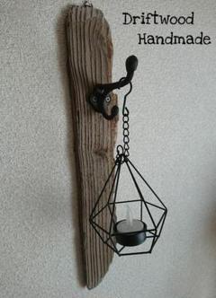 """Thumbnail of """"NO71  ~Driftwood~ 流木 自然素材の壁掛けフック"""""""
