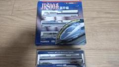 "Thumbnail of ""TOMIX Nゲージ 500系新幹線 レール セット 鉄道模型"""