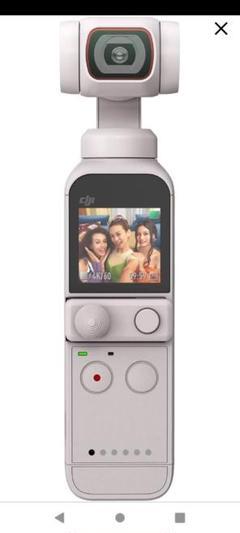 """Thumbnail of """"DJI Pocket 2 限定コンボ (サンセット ホワイト) B009"""""""