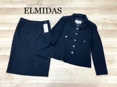 "Thumbnail of ""新品定価70400円ELMIDASデザインセットアップスーツ"""
