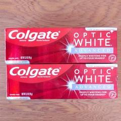"Thumbnail of ""コルゲート オプティックホワイト スパークリングホワイト アメリカ産歯磨き粉×2"""