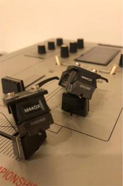 "Thumbnail of ""SHURE M44GX カートリッジ 針 Technics ヘッドシェル"""