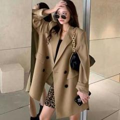 """Thumbnail of """"女の2021年春の新モデルゆったりとカジュアルな気質スーツ上着s-2XL7"""""""