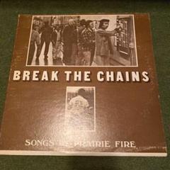 "Thumbnail of ""Prairie Fire/Break The Chains LP レコード"""