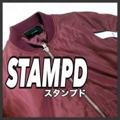"""Thumbnail of """"STAMPD スタンプド ボンバージャケット MA1 Mサイズ"""""""