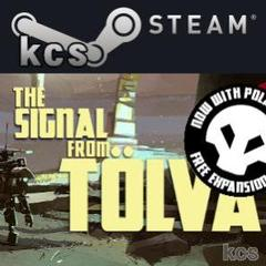"""Thumbnail of """"The Signal From Tolva Steam版 定価1980円を"""""""
