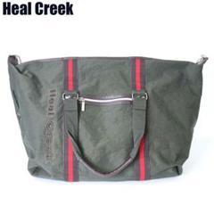 """Thumbnail of """"ヒールクリーク ゴルフバッグ 2Way ブラウン系 Heal Creek"""""""