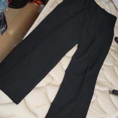 """Thumbnail of """"センタープレスブラック パンツ26 スラックス スーツパンツ メンズ"""""""