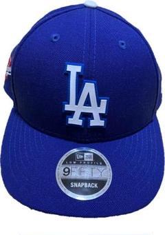 "Thumbnail of ""【希少】XLARGE×LA Dodgers×newera cap"""