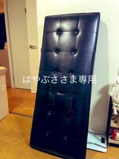 "Thumbnail of ""テープ補修済み: カリモク60 Kチェア 2シーター専用シート"""