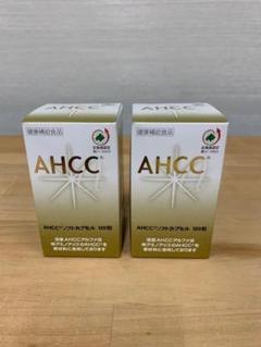 "Thumbnail of ""活里AHCCa ソフトカプセル 120粒 2個セット"""