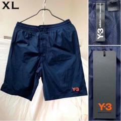 """Thumbnail of """"XL 新品 2020SS Y3 ロゴ スイム ショーツ ショートパンツ 水着"""""""