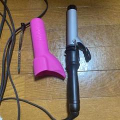 "Thumbnail of ""アイビル DH カールアイロン 32mm 耐熱カバー付き"""