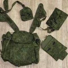"Thumbnail of ""ロシア軍 空挺部隊用バックパック  RD-54 デジタルフローラ"""