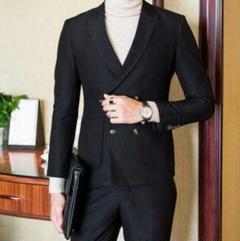 """Thumbnail of """"新作 メンズ ビジネススーツ 上下セット スーツセット 紳士用 ジェントルマ>"""""""