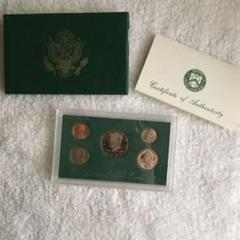 "Thumbnail of ""United States Mint Proof Coin Set"""