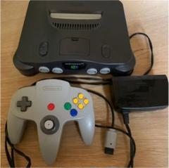 "Thumbnail of ""Nintendo64  旧世代ゲーム機本体 NINTENDO 64"""