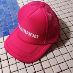 "Thumbnail of ""シマノ Shimano ピンク キャップ 弱虫ペダル ロード バイク"""