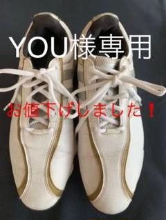 """Thumbnail of """"アディダス ゴルフシューズ24.5㎝"""""""