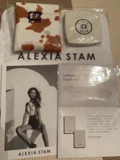 "Thumbnail of ""alexiastamミニケース♡ミラー♡ハンカチ favsサンプル♡クーポン付"""