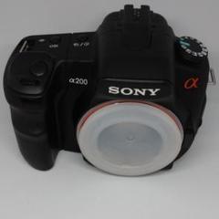 """Thumbnail of """"SONY DSLR−A200 DSLR-A200 本体のみ"""""""