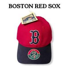 """Thumbnail of """"ボストンレッドソックス キャップ デットストック MLB ローキャップ れ"""""""