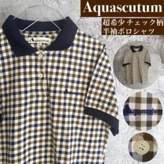 """Thumbnail of """"【超希少】80s Aquascutum アクアスキュータム ポロシャツ 刺繍"""""""