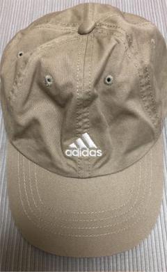 "Thumbnail of ""adidas キャップ ベージュ"""