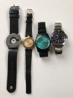 "Thumbnail of ""メンズ腕時計 おまとめ4点セット"""