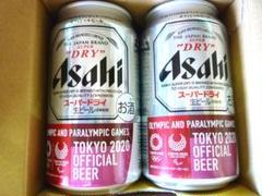"Thumbnail of ""スーパードライTOKYO2020 OFFICIAL BEERデザイン缶350ml"""
