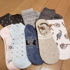 "Thumbnail of ""レディースソックス靴下まとめ売り"""