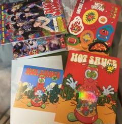 "Thumbnail of ""NCT DREAM CD hot Sauce crazy ver"""