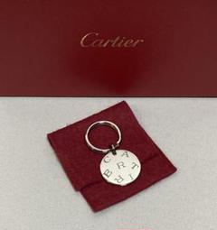 "Thumbnail of ""カルティエ Cartier ロゴ キーリング"""